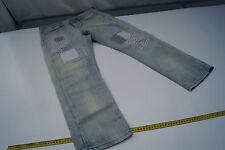 TOMMY HILFIGER Carrie Boyfriend Damen Jeans Hose patchwork 28/32 W28 L32 TOP #82