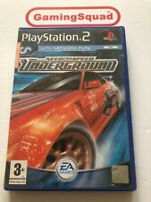 Need for Speed Underground PS2, Supplied by Gaming Squad