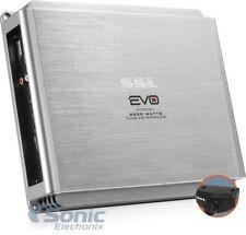 SoundStorm EVO2000.1 2000W Max Monoblock EVO Series Class A/B Car Amplifier/Amp
