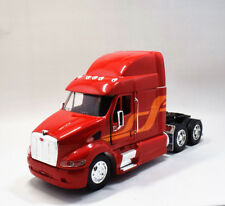 New Ray 1:32 Peterbilt 387 Diecast Truck Trailer Model