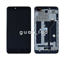 Fix FOR ZTE Blade X Max Z983 6.0 LCD Touch Screen Digitizer + Frame