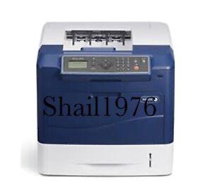 Fuji Xerox Phaser 4620 Laser Network Printer,Low p/count ,Duplex , Plus.