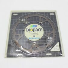 Biopace Chainring 52T 130x5BCD Anodized NOS in Package!
