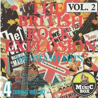 The British Rock Explosion By Various Artists CD Volume 2 Swinging 60's