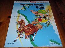 *New Polish Book* Asteriks, tom 4 - Wyprawa dookoła Galii *Komiks*