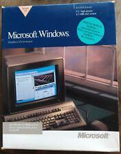 Microsoft Windows 3.0 Vintage OS
