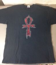 Rare! Vintage Christopher Daniels ROH Shirt XL Ring Of Honor Within We Trust TNA