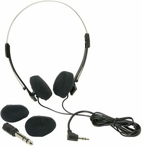 NEW Mini Stereo Lightweight Headphones On-ear with 4 ft. Cord @ FREE FAST SHIP
