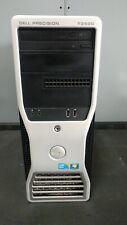 Dell Precision T3500 Workstation 2.8GHz Quad Core 6GB NO hd Nvidia card