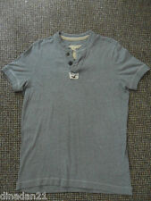 Hollister men's t-shirt size M, grey,short sleeve