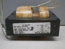 US DEL-00182 250W M58/H37 Metal Halide Ballast 480-Volt (CORE ONLY) 71A5740