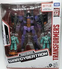 Transformers War for Cybertron Trilogy Siege Hotlink New