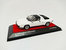 MINICHAMPS 1:43 Lamborghini Silhouette Bianco Polo Park 400103620 1976 400103620