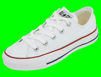 ALL STAR CONVERSE Trainers Kids Boys Girls New Hi Lo Shoes Childrens Size UK 2-2
