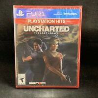 Uncharted: The Lost Legacy (Greatest Hits) (PS4/ PlayStation 4) BRAND NEW