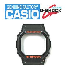 CASIO DW-5600CS-1 Original G-Shock BEZEL Black (Glossy) Case Cover Shell