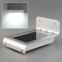 Lampara de 16 LEDS, solar. Sendor de movimiento - Para exterior