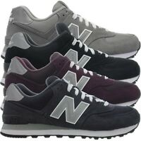 New Balance M574 Core Herren low-top Sneakers Freizeitschuhe Wildleder NEU