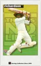 1995-96 Futera Cricket There is No Limit TNL27: Richie Richardson (West Indies)