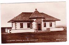 J.M.Barrie Sports Pavilion-Kirriemuir Scotland-Photo Postcard