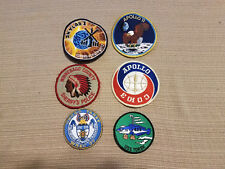 US military and space-related patches (Set H)