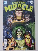 MISTER MIRACLE #6 (2018) DC COMICS TOM KING! MITCH GERADS! 1ST PRINT NM