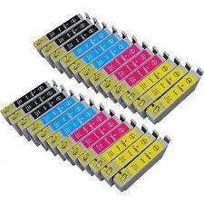 Pack 24 Tinta Non oem BK,C,M,Y color T071x T 071x T-071x