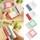 Sticker Post It Bookmark Notepad Marker Memo Flags Sticky Notes Book With Pen