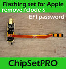 SPI ROM CABLE Connector Flashing test 6100 A1706 A1466 Apple Macbook A1534 A1398