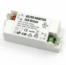 30W LED Driver 240V - DC 12V Power Supply Transformer for G4 MR11 MR16 LED Strip
