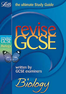 Letts Revise GCSE Biology Study Guide written by GCSE Examiners