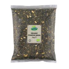 Organic Pumpkin Seeds 1kg by Hatton Hill Organic - Certified Organic