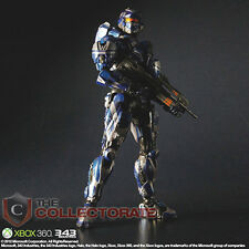 Halo 4 Play Arts Kai Spartan Warrior Action Figure *New*