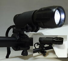 BRAND NEW ~ CREE Q5 240 lumen LED BICYCLE HEAD LIGHT With Mount US SHIPPER