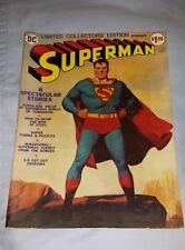 Limited Collector's Edition Superman! Volume 3 No. C-31 1974 Super Size Comic