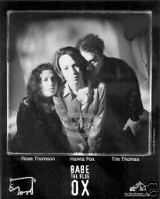 BABE THE BLUE OX 8X10 PROMO PHOTO indie rock BOX #1