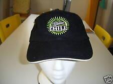 Miller Chill Beer Lime Alcohol Chelada Adjustable Baseball Cap Hat Nice
