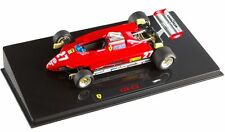 Ferrari 126C2  G.Villeneuve  1982 N5580  1/43 Hot Wheels Elite