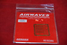 AIRWAVES PHOTO ETCHED USN GRU-7 EJECTOR SEAT HARNESS AC-4803 1:48 NEW
