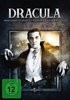 DRACULA: MONSTER CLASSICS-COMPLETE COLLECTION (BELA LUGOSI,...)  5 DVD NEU