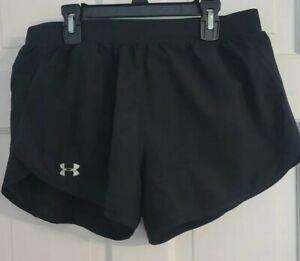 Under Armour Heat Gear Loose Running Shorts Women's Size Medium
