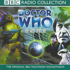 Doctor Who - THE WEB OF FEAR - CD Audio Book BBC Soundtrack - Patrick Troughton