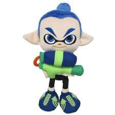 "Splatoon Inkling Boy Blue 9"" Plush Toy"