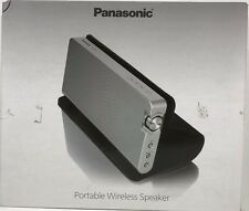 Panasonic - SC-NA10 - Bluetooth Portable Speaker