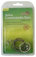 Deluxe Commando Wire Saw Camping Hiking Emergency Survival Kits Cadets Scouts