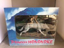 Mononoke San & Moro Cominica Figure Statute VERY RARE [Ghibli]#A40