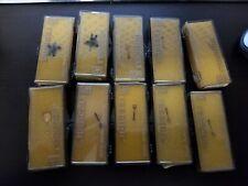 Lot of 10 - Recoton stylus Hand Polished Diamond Stylus - Type I & II Stylus  #1