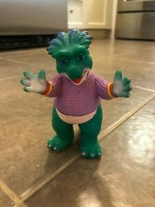 "Vintage Hasbro ""Disney"" Dinosaurs TV Show Charlene Sinclair Action Figure"