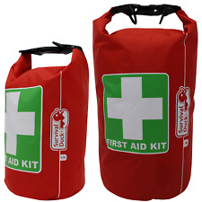 Survival Duck First Aid Kit Dry Bag Waterproof Grab Bag EDC Outdoor Medic Empty
