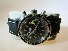 Accurist 400 Divers Chronograph watch Gents 1960's